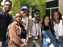 Umoja Student participants